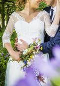 Svatební šaty Chi Chi London, 40