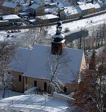 Kostel u sv.Jakuba - tam to bude
