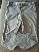 Pánske elegantné nohavice, 54