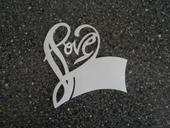 Jmenovky LOVE,