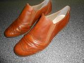 Dámské kožené boty zn. Rieker, 41