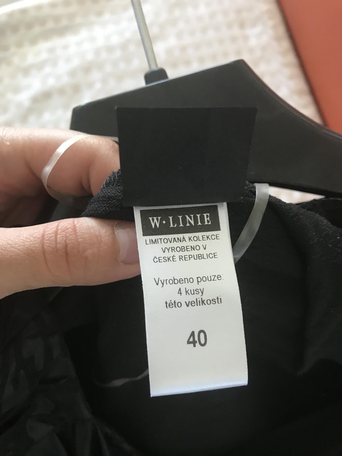 Výnimočné šaty W.LINIE - Obrázok č. 3