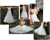 Svatební šaty s krajkou, 39