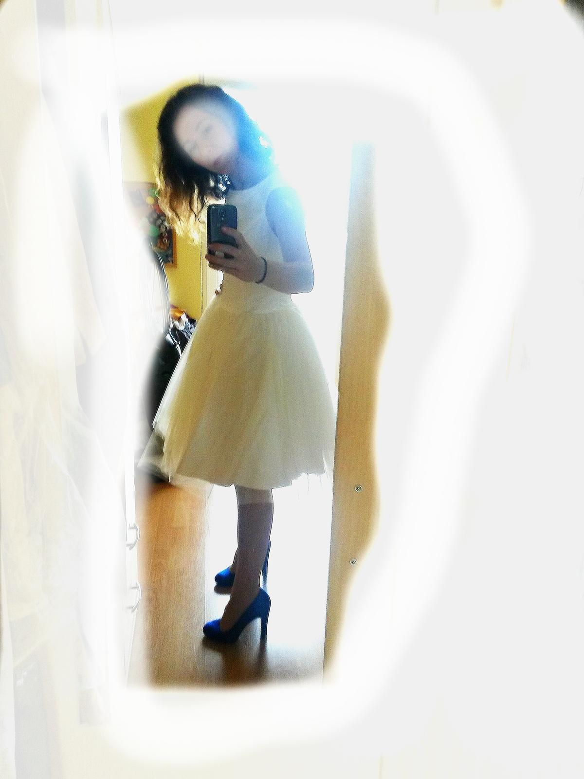 Šaty v štýle Audrey Hepburn  - Obrázok č. 3