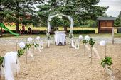 svatební ulička,
