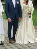 svadobné šaty od Sophia Tolli, 36