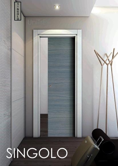 Zasuvacie dvere klasicke dvere skrite dvere UniTrEx s.r.o. - Obrázok č. 3
