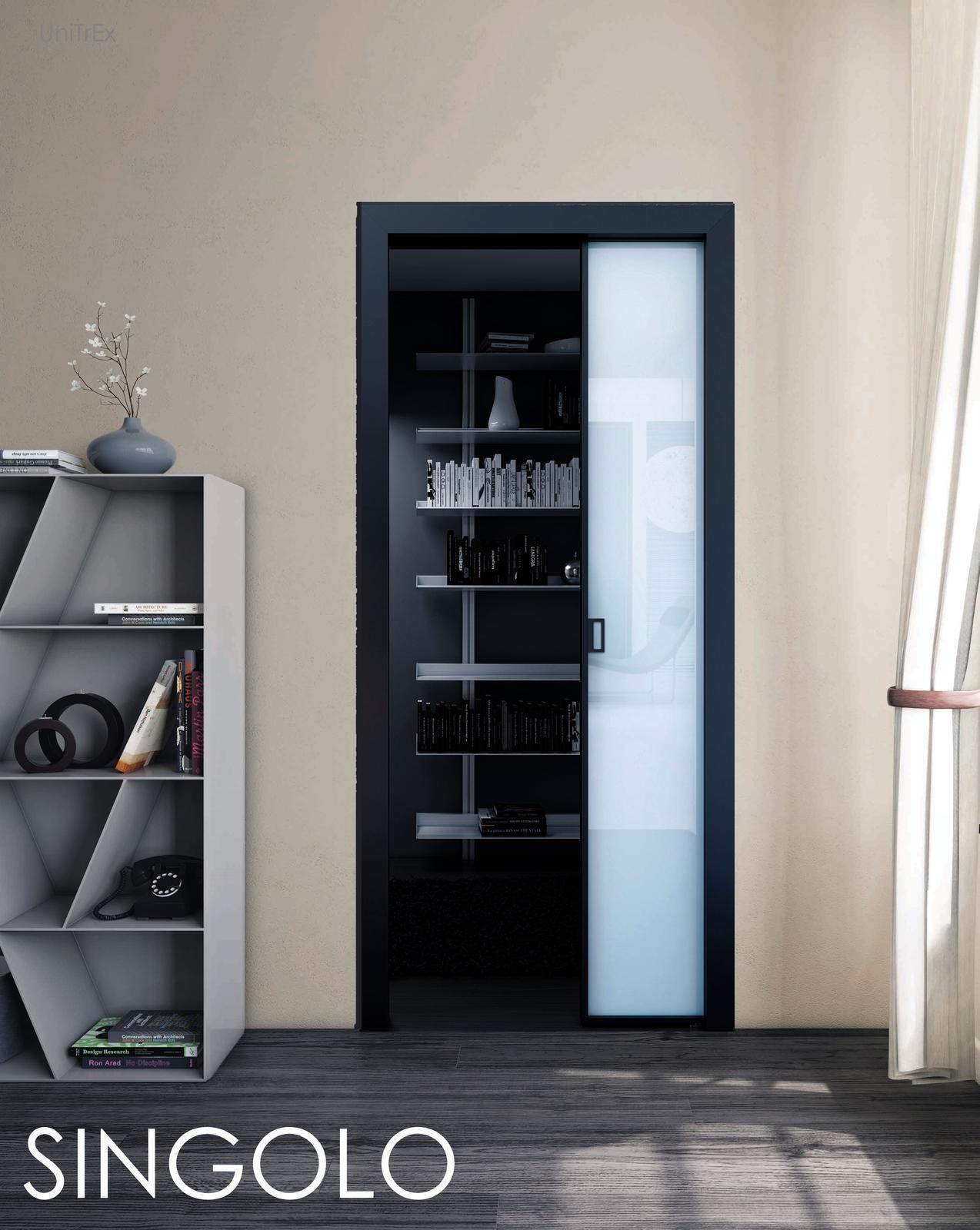 Zasuvacie dvere klasicke dvere skrite dvere UniTrEx s.r.o. - Obrázok č. 4