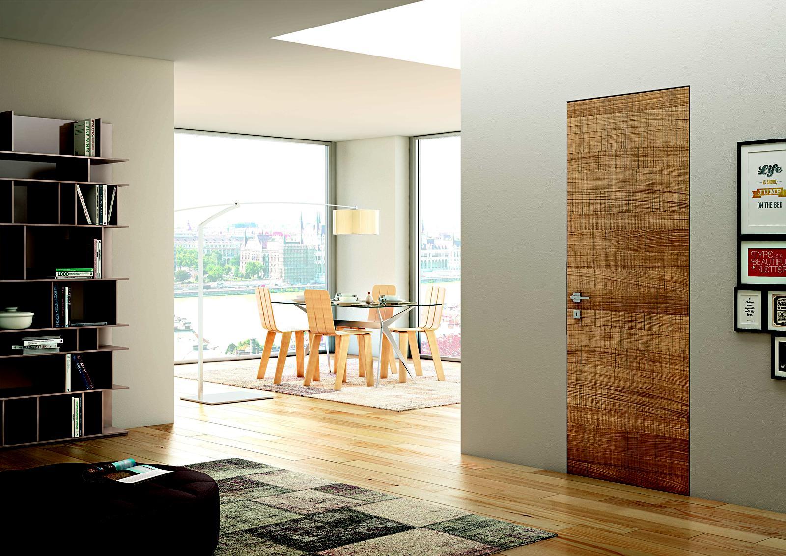 Zasuvacie dvere klasicke dvere skrite dvere UniTrEx s.r.o. - Obrázok č. 32