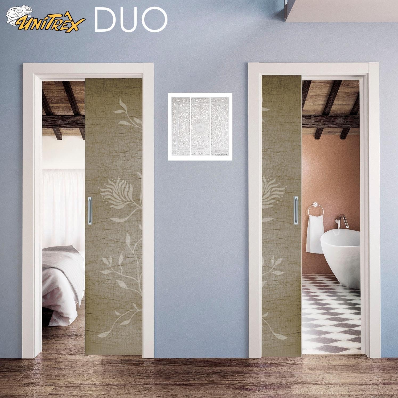 Stavebné puzdro DUO 2 x 600x1970x200 mm (murivo) - Obrázok č. 1
