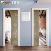 Stavebné puzdro Duo 2 x 1000x1970x200 mm,