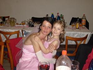 s neterkou Kristínkou