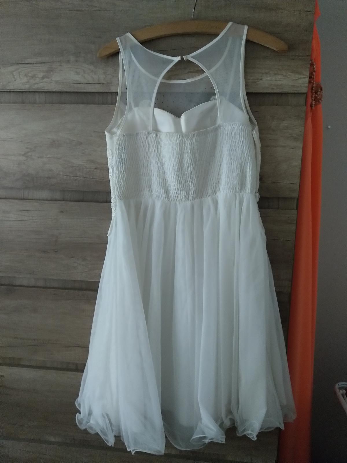 Popolnočné / spoločenské šaty  - Obrázok č. 1
