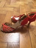 Taneční boty, 39