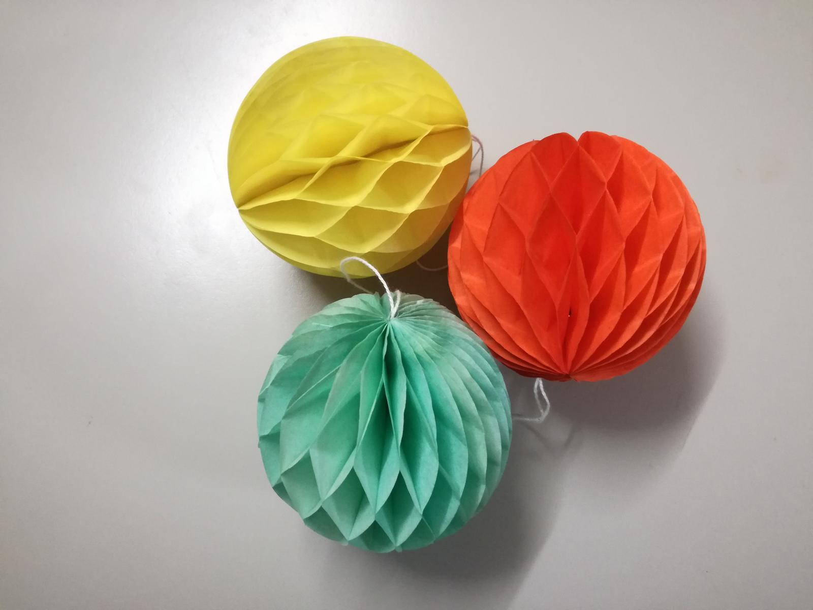 Honeycomb koule - průměr 10 cm - Obrázek č. 1