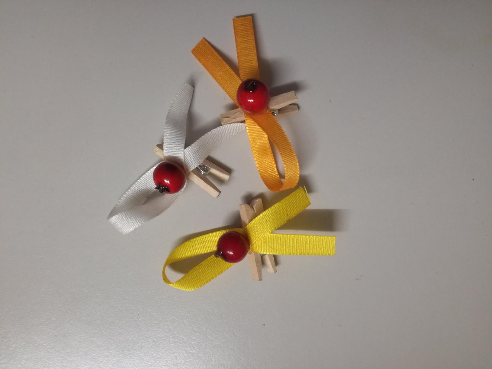 Podzimní oranžovo-zeleno-žlutá dekorace - Obrázek č. 2