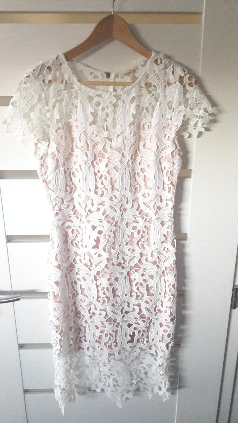 Šaty na prevleceni pro nevěstu  - Obrázek č. 1