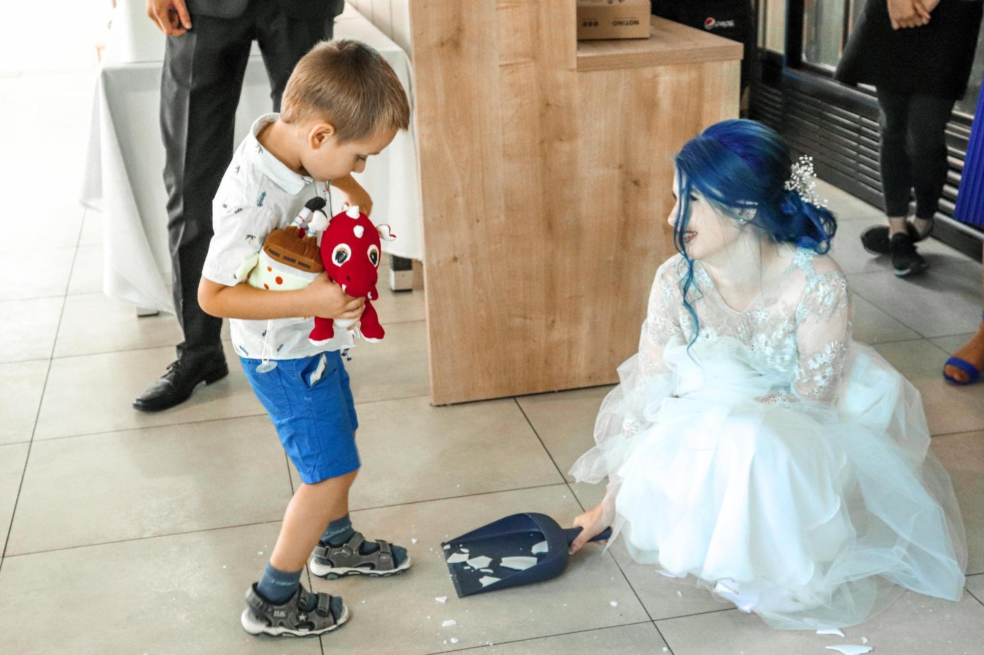Je to tu.. naša dokonalá svadba! - Obrázok č. 12