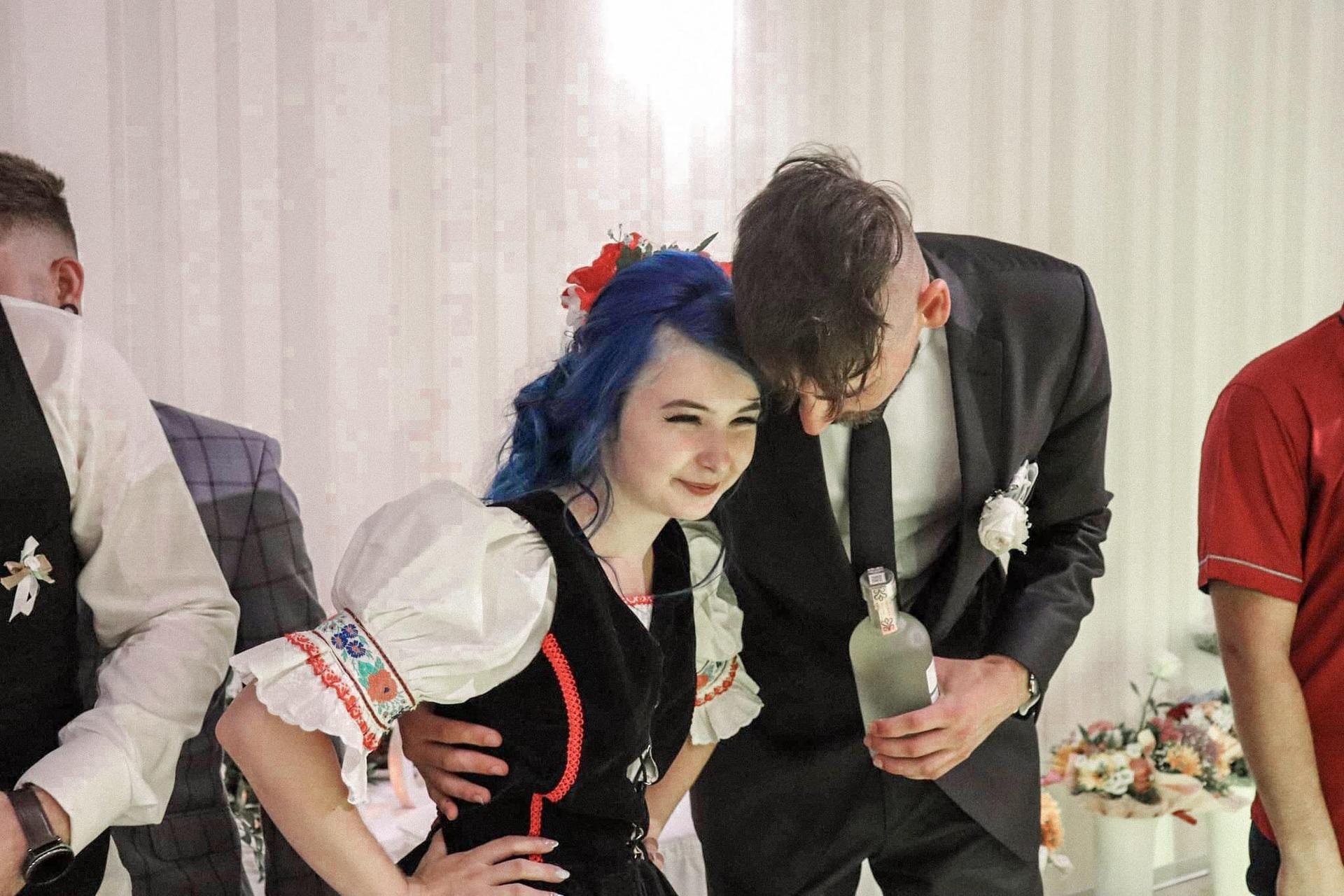 Je to tu.. naša dokonalá svadba! - Obrázok č. 19