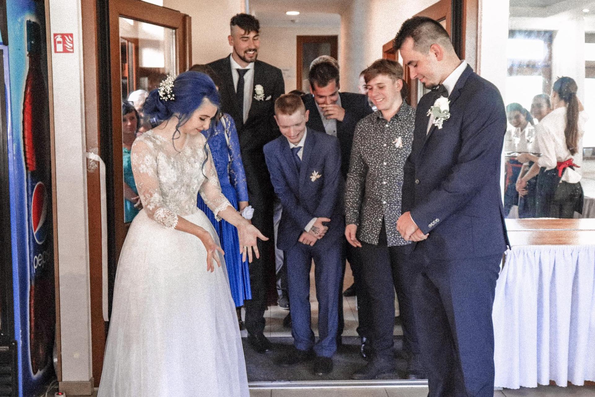 Je to tu.. naša dokonalá svadba! - Obrázok č. 14