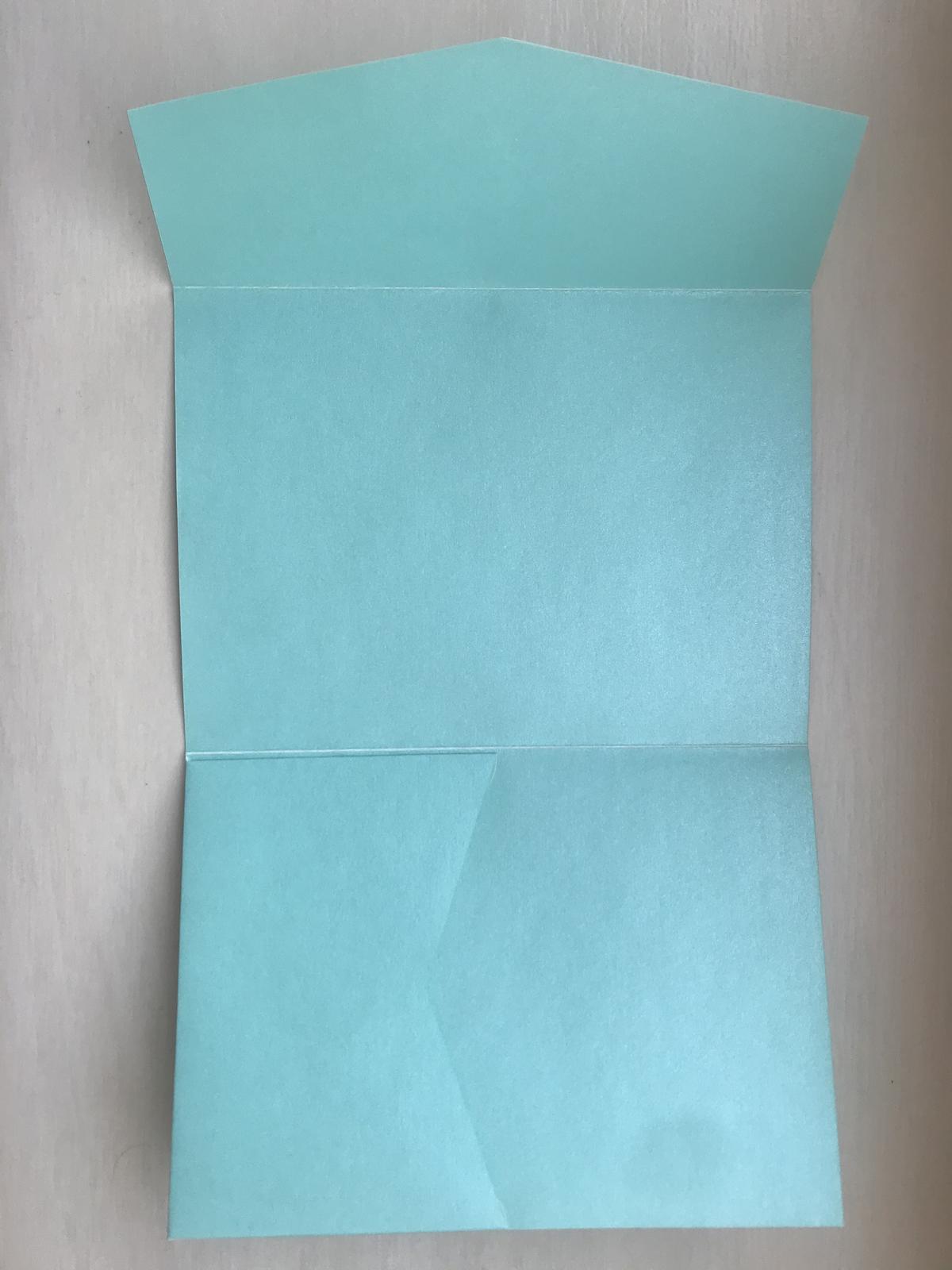 Obálky na svatební oznámení s kapsou - Obrázek č. 1