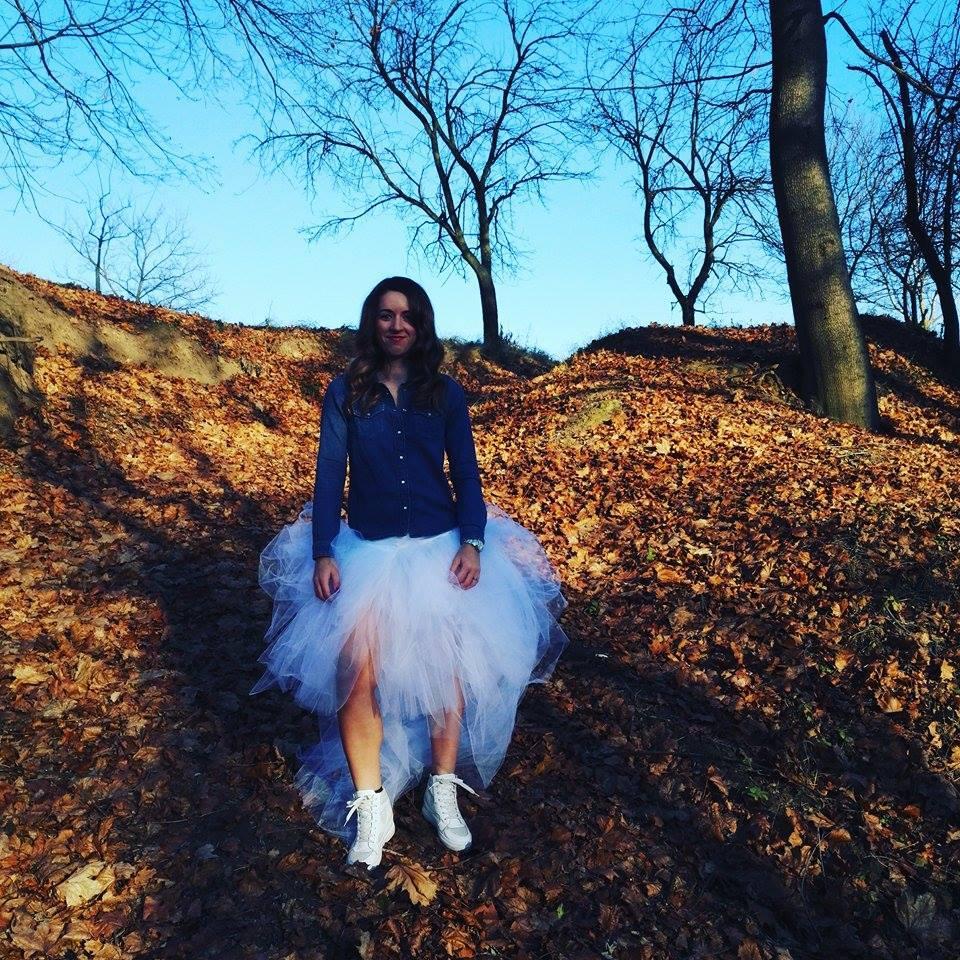 tylová sukně - Obrázek č. 1