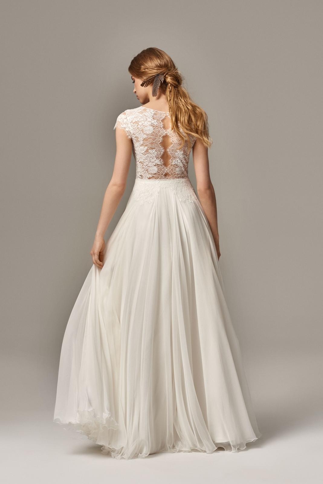 Svadovné šaty Anna Kara - Grisel - Obrázok č. 1