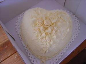 a další dortík...
