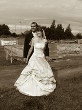 základová deska, čeká až se vezmeme :-)