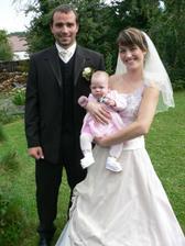 nejmenší svatebčánek-neteř