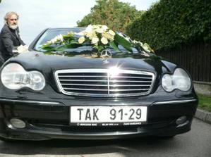 auto pro nevěstu/zase taťky mazlík..