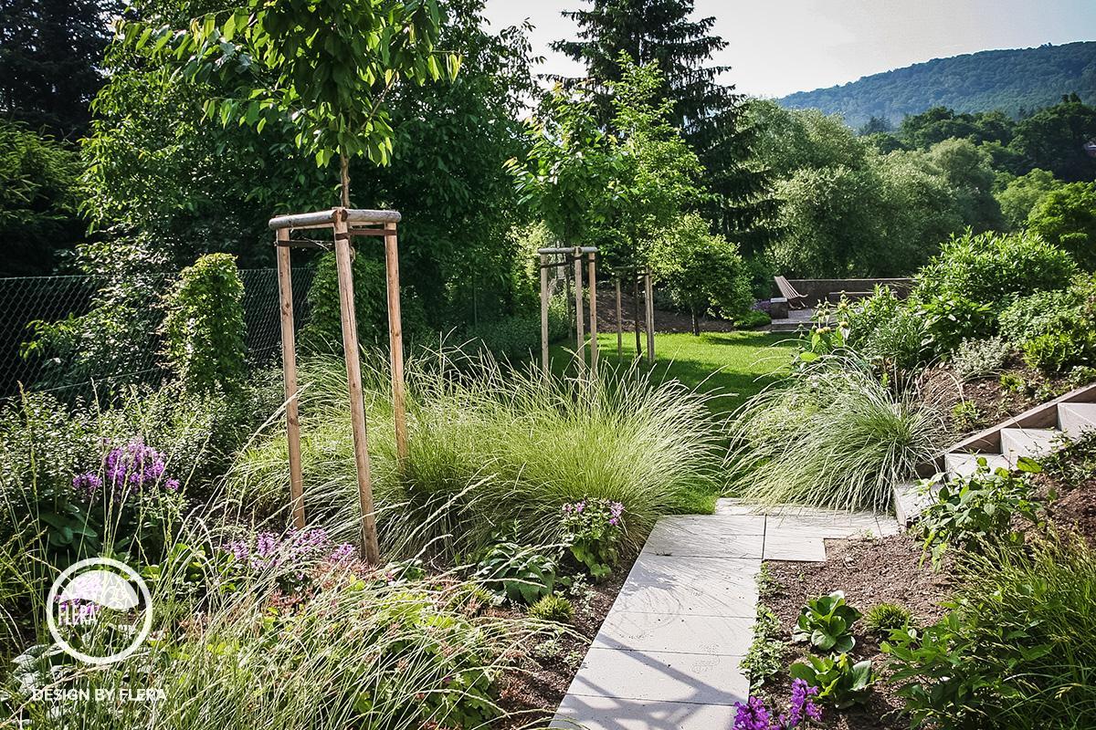 Zahrada - inspirace - Flera - další krásná realizace