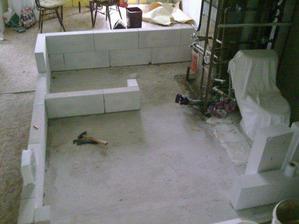 pôdorys novej kúpelne