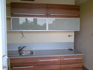 kuchyňa pred dokončením I.