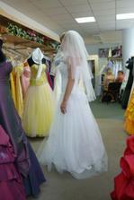 Nové šaty - změněno 4 týdny před svatbou