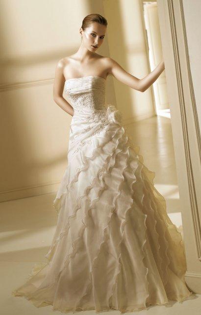 11.9.2009 - Moje svadobné šaty...