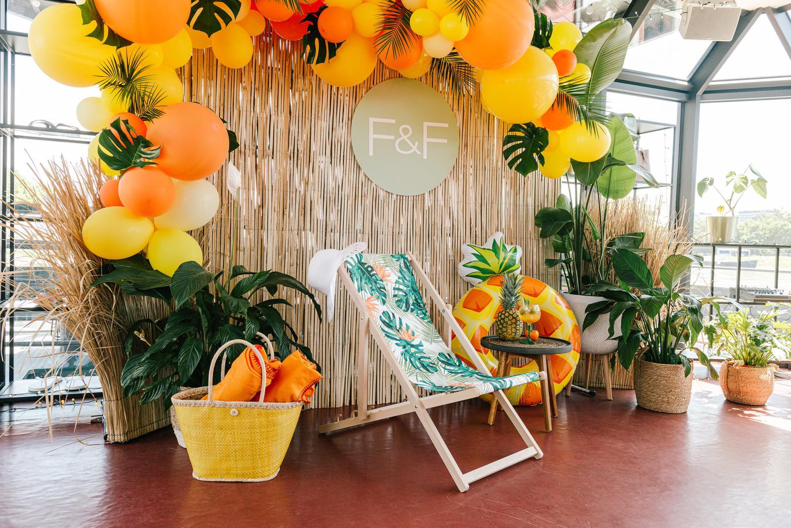 Tropická párty :-) - Obrázok č. 1