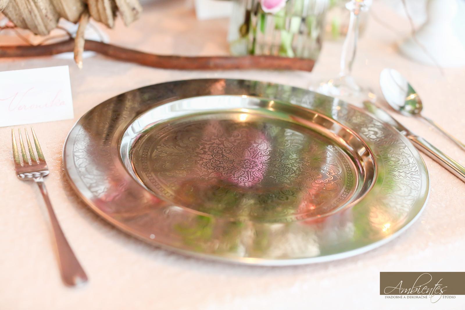 Klubové taniere na prenájom - Obrázok č. 3