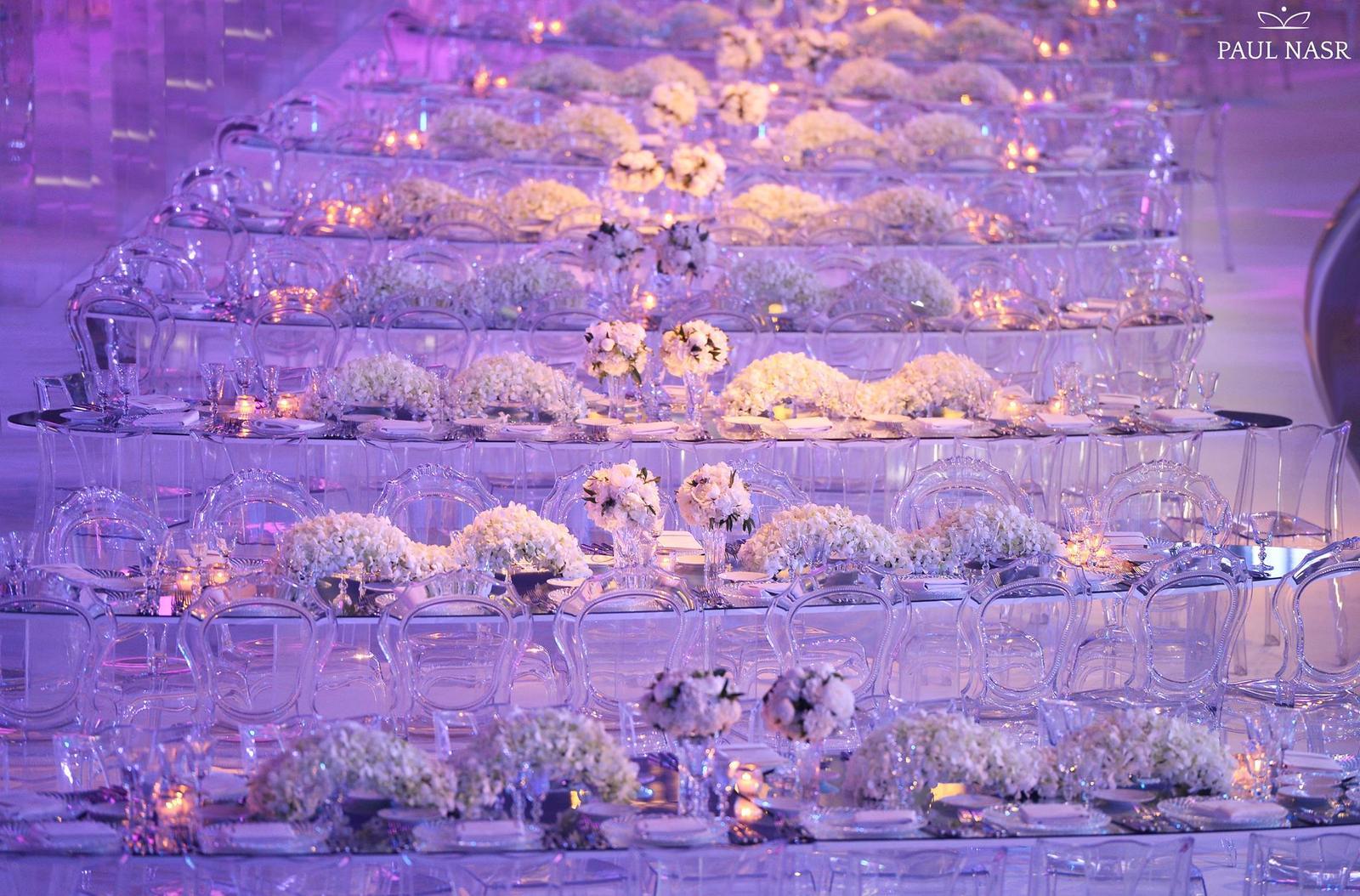 Elipsové stoly so zrkadlom - Obrázok č. 4