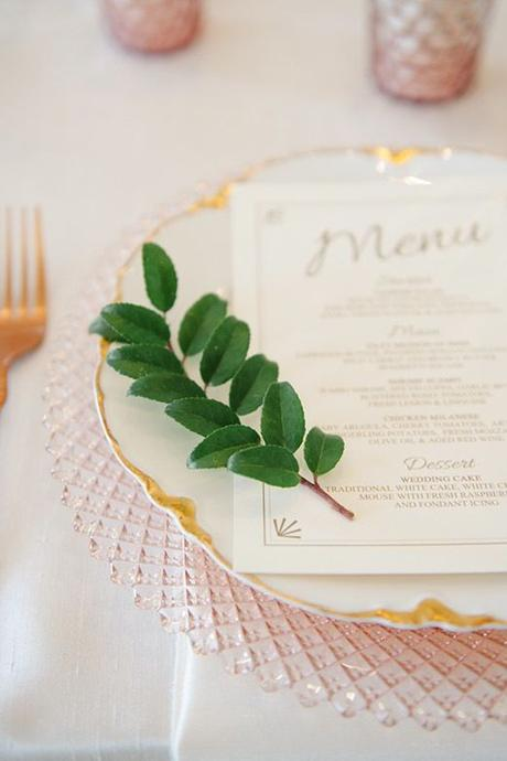Luxusné krištáľové klubové taniere (prenájom) - Obrázok č. 4