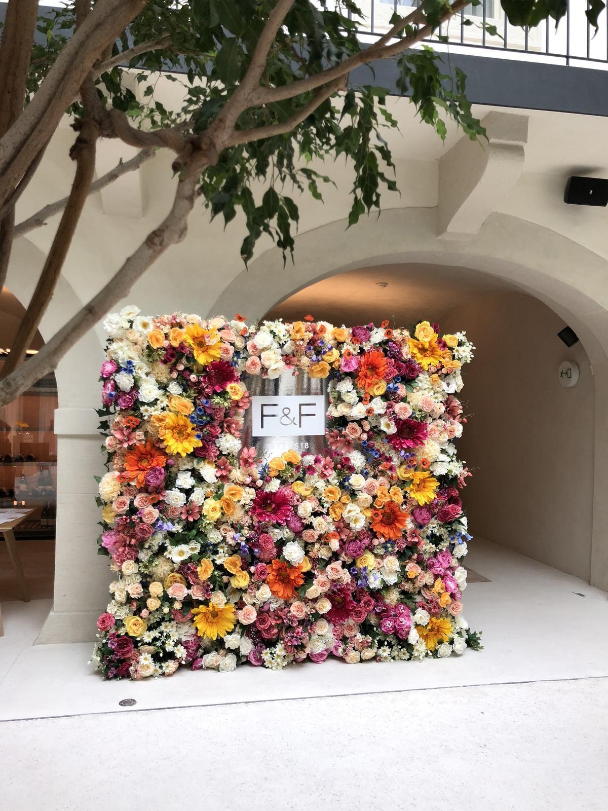Prenájom kvetinovej steny - Obrázok č. 2