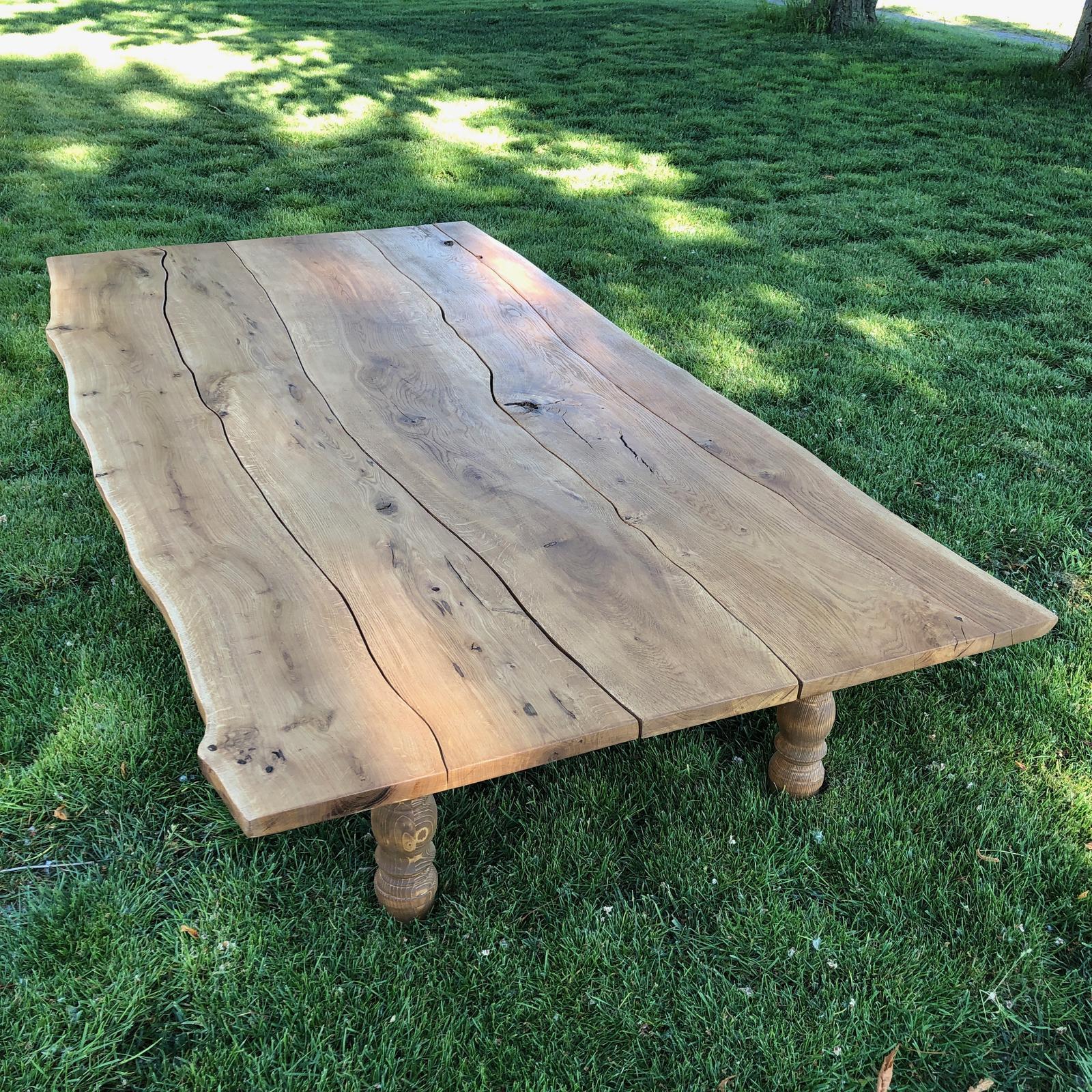 Boho stoly (prenájom) - Obrázok č. 1