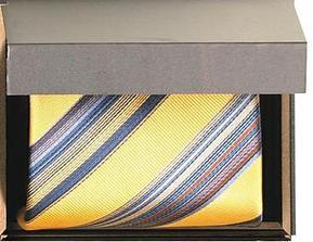 Sháním kravatu se žlutou barvou