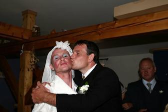 Nevěsta jako nevěsta