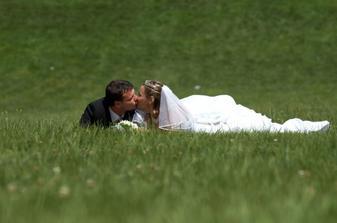 Romantika na trávě