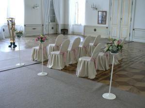 taneční sál Kačina