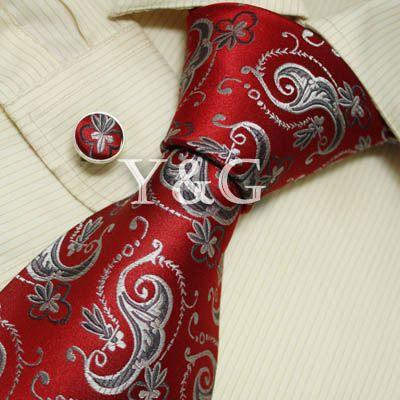 Pawel a Aďka - draheho kravata a manzetove gombiky
