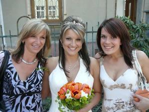 zleva:Peťula,já,Lenka