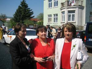 Moje maminka a její sestry