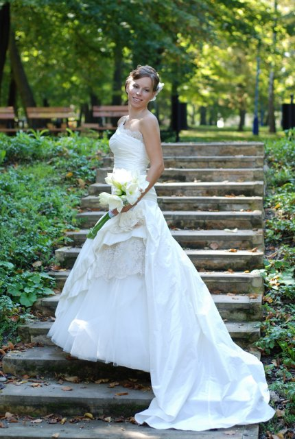 ...a čo bolo ďalej... - prvá svadobná